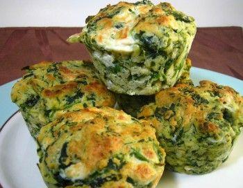Williams-Sonoma Spinach Pesto Muffins