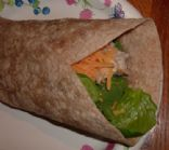 Spinach & Tuna Wrap