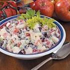 Cranberry Waldorf Salad
