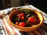 Avocado & Kidney Bean Salad