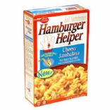 Scratch the Hamburger Helper Cheesy Jambalaya