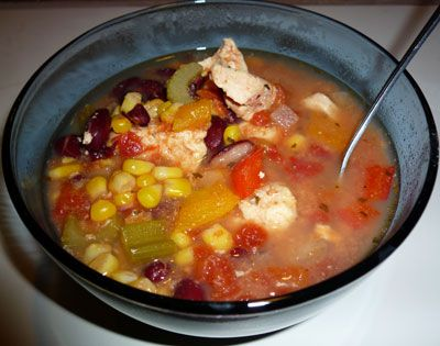 Cyndi's Chicken Crockpot Stew