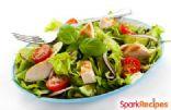 Greek Salad w/ Grilled Chicken