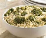 Broccoli and Brown Rice Casserole