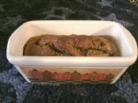 100 Calorie Banana Bread (sugar free)
