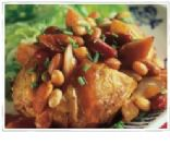 Baked Potato with Beans in Tomato Sauce