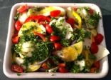 Briam - Greek Vegetable Slow-Cooked Stew