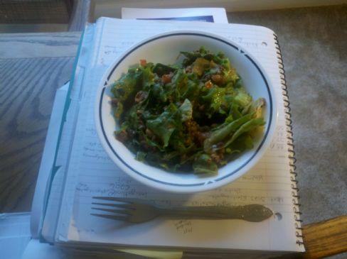4-Hour Body Taco Salad