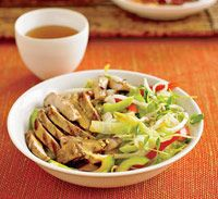 Thai Salad With Pork