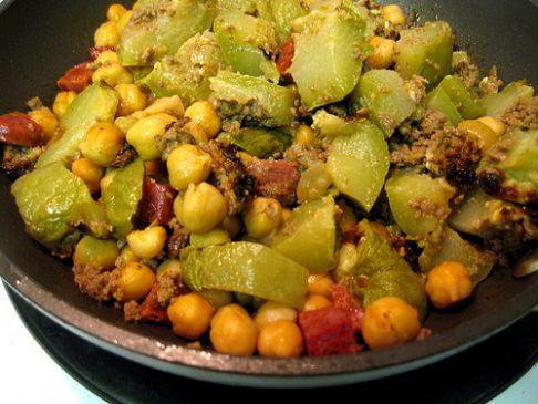 Chayote Stew Recipe Sparkrecipes
