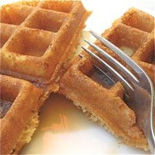 King Arthur Whole Wheat Waffles