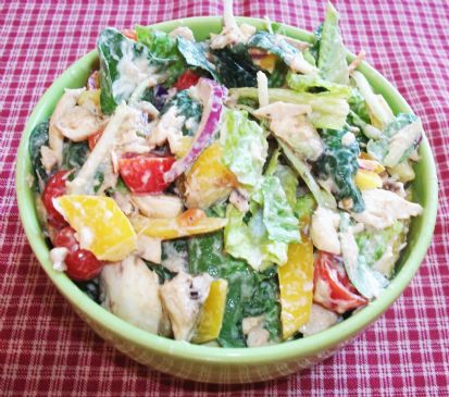 Spicy Southwest Salad