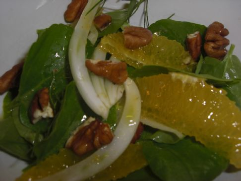 Luna's Watercress, Fennel & Citrus Salad