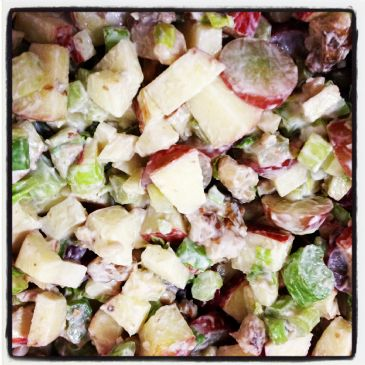 Clean Waldorf Salad