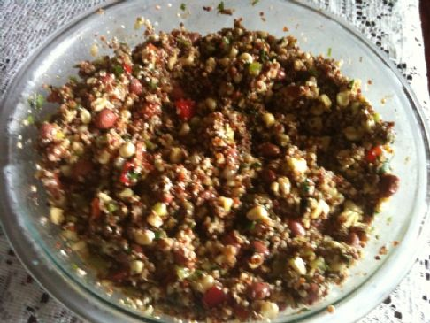 Quinoa Salad by Kim Anderson New Cumberland PA