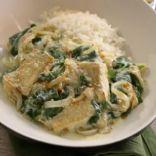 Eatingwell.com's Saag Tofu