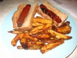 Hot Dogs & Wedge Fries