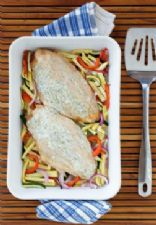 Ranch Baked Fish