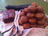 Spiced Zucchini Bread or Muffins