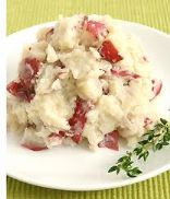 Light Mashed Red Potatoes