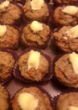 Vegan Carrot Cupcakes