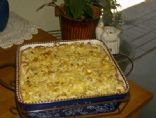 Pasta, Ham and Cheese Casserole