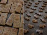 Oatmeal Crackers