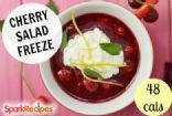 Frozen Cherry Salads