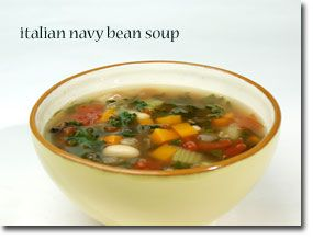 Italian Navy Bean Soup with Rosemary (WHFoods)