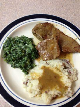 Round Steak with Herbs