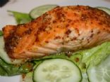 Mustard Roasted Salmon (2)