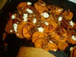 Savory Sweet Potato Bake