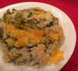 Chicken and Rice Salsa Verde
