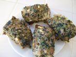 Shelly's Florentine Turkey Mini Meatloaf