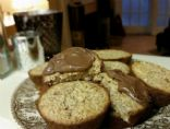 Oatmeal Banana Muffins (no flour)