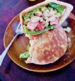 Vegan Chopped Chicken Salad