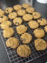 Oatmeal Raisin Cookies - Vegan