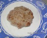 Kelly's Pork 'Sausage' patties