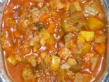 Hearty Vegetable Soup (lpwilliams)