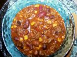 Firewater Chili~ Contemporary Southwest Native American Recipe