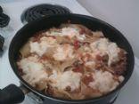 Fabulous Skillet Lasagna