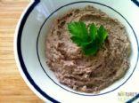 Black Bean & Chickpea Hummus