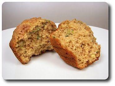 Joyce's Zucchini Muffins