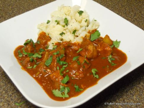 Hcg Phase 2 Chicken Vindaloo Recipe Sparkrecipes