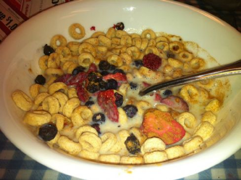The Healthiest Cereal Ever (vegan)