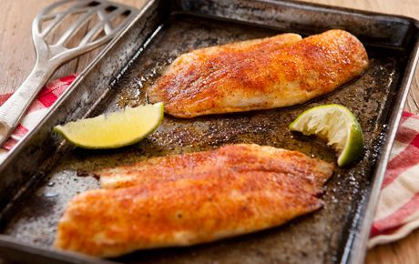 Whole foods baked southwestern tilapia recipe sparkrecipes forumfinder Gallery