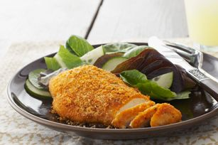 Crispy Parmesan Chicken Breast (from Kraft Recipes)