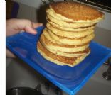 Fluffy Buttermilk Whole Wheat Pancakes (3
