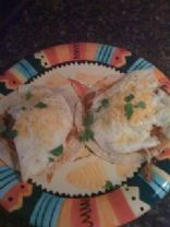 Huevos Ranchero
