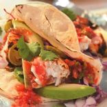 Grilled Fish Tacos with Slaw
